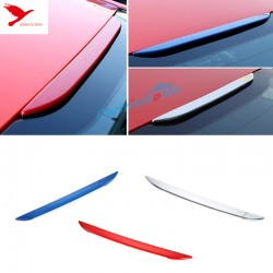 Free Shipping Rear Window Upper Brake Light Lamp Cover Trim 1pcs For Ford Mustang 2015 - 2019