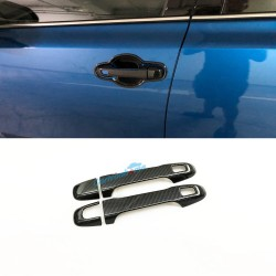 Free shipping Front Side Door Handle Cover Trim 4pcs For Toyota C-HR CHR 2016-2019