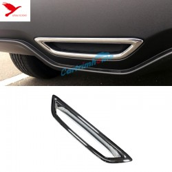 Free shipping Low-Equipped! ABS Chrome Rear Stop Brake Light Cover Trim 1pcs For Toyota C-HR CHR 2016-2019