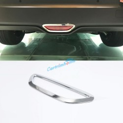 Free shipping ABS Chrome Rear Brake Stop Light Lamp Cover Trim 1pcs For Toyota C-HR 2016-2019