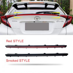 Free Shipping Spoiler LED light replacement parts for Toyota C-HR 2016-2019