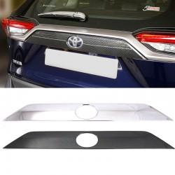 ABS Chrome Rear Door Trunk Lid Cover Trim For Toyota RAV4 2019 2020 2021