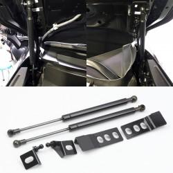 Free Shipping Hood Cover Hydraulic Rod Hydraulic Strut Rod Telescopic Rod For Toyota RAV4 2019 2020 2021