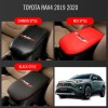 Free Shipping Center Console Lid Armrest Box Leather Cover For Toyota RAV4 2019 2020 2021