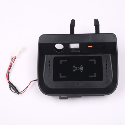 Free Shipping 15W Wireless Charging Pad For Toyota RAV4 2019 2020 2021