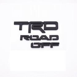 Toyota 4Runner 1pair ABS TRD OFF Road Black Bundle Replacement Kit