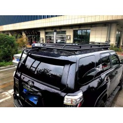 Free Shipping Roof Rack Kit With Rear Ladder For TOYOTA 4Runner 2010-2021 With Sunroof