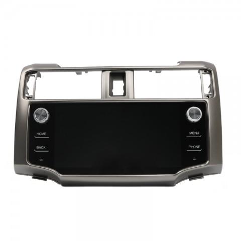 "Free Shipping 9"" Android 10 T10 4+64G / 6+128G Car Multimedia Stereo Radio Audio GPS Navigation Sat Nav Head Unit for Toyota 4Runner 2014-2019"