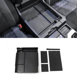 Free Shipping Armrest Center Console Storage Box For Toyota TUNDRA 2014-2021